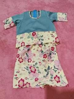 Baju Kurung Baby CUSTOMADE