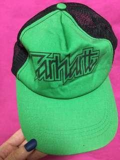 全新正品‼️Carhartt 綠鴨舌帽