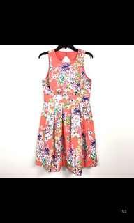 🚚 Forevernew orange blossom dress