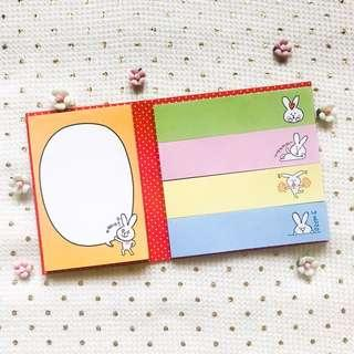Sticky Notes—5 pieces in a pack
