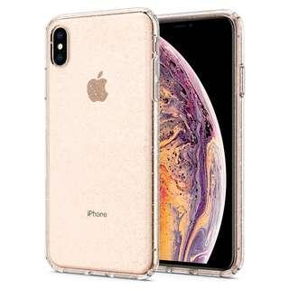 Glitter iPhone XS Max case