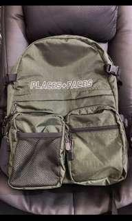 place+face backpack