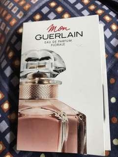 Guerlain eau de parfum florale tester Paris 香水版0.7ml