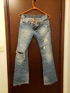 A&F jeans size 2s