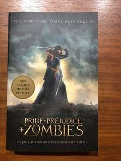 🚚 Pride and Prejudice and Zombies