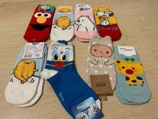 🚚 Cute Korean socks