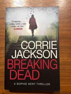 🚚 Breaking Dead A Sophie Kent Thriller