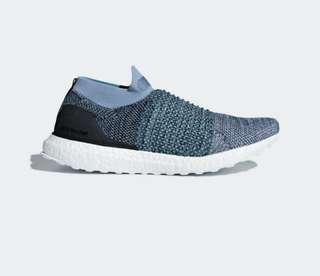 adidas ULTRABOOST x PARLEY LACELESS GREY