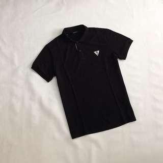 Guess polo shirt black