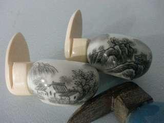 Fake ivory