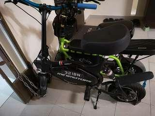 Electric Bike Scooter