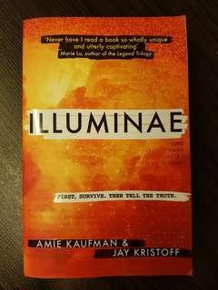 🚚 016. Illuminae: The Illuminae Files: Book 1, By Amie Kaufman & Jay Kristoff
