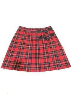 Cotton inn蘇格蘭紅短裙