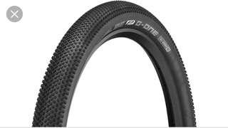 Schwalbe G One Foldable 27.5 *1.5 tires