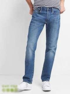 🚚 Slim 版型牛仔褲