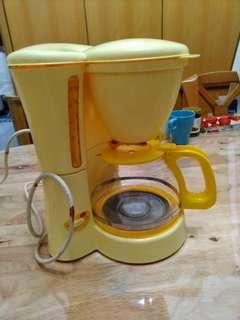 🚚 美式咖啡萃取機(鵝黃色)