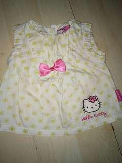 Hello kitty blouse