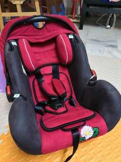 Baby Car Seat Fabulous Mom