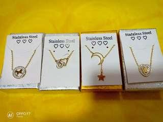 S.S Necklace