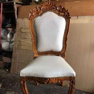 Repair and Refurbishment of Old Sofa / Arm chair