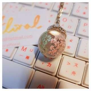 花花頸鏈 🌸 The floral necklace 🌸