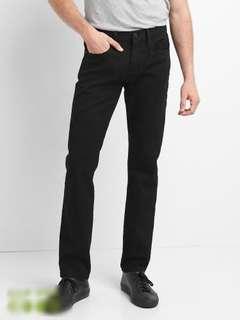 🚚 Slim版型牛仔長褲