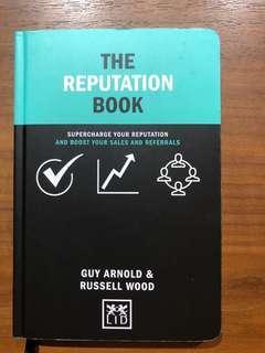 🚚 The Reputation Book
