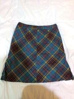 金安德森 蘇格蘭短裙