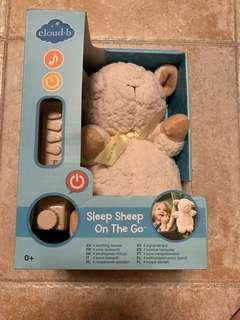 [BNIB] Sleep sleep sheep on the go Cloud B