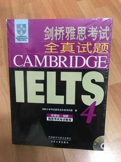Cambridge IELTS 4 雅思考試培訓教程4
