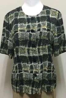 Vintage日本古著襯衫