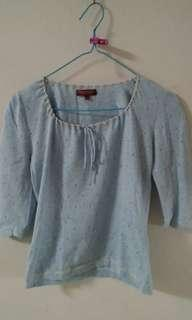Free Top for her (Padini S Light blue)