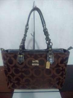 COACH original tas branded