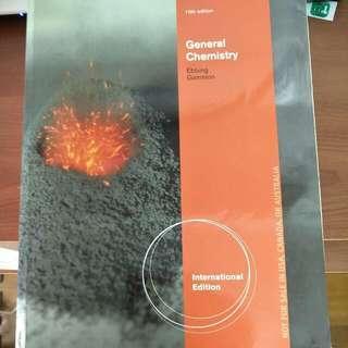 General Chemistry -Ebbing Gammon