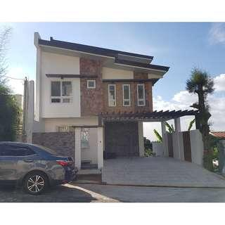 Brand New House and Lot For Sale in Antipolo with Swimming Pool