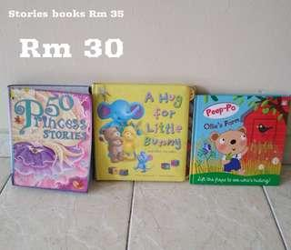 Story Books toys