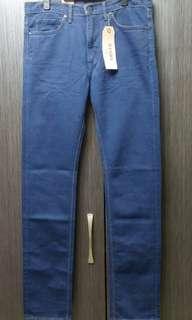 🚚 全新正品Levis510 男修身窄管牛仔褲