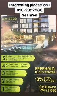 !!! FREEHOLD !!! Due Key Condo in Kepong Ampang Sungai Besi ( ❗️❗️WORTH❗️❗️ )