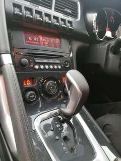 Peugeot 3008 gearknob