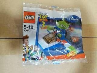 LEGO 30070 全新