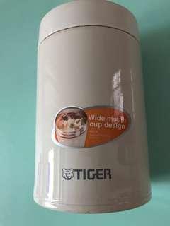 $30 tiger thermos food mug baby toddler soup food porridge