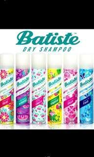 Cherry Dry Hair Shampoo