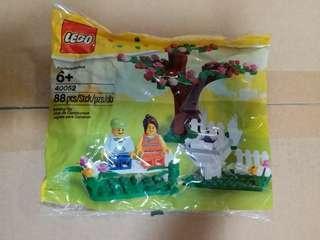 LEGO 40052 全新