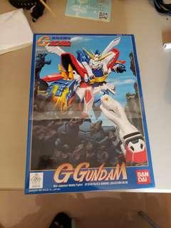 G Gundam 1:144 舊版