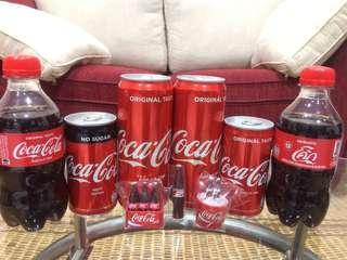 Coca-cola Thailand Set