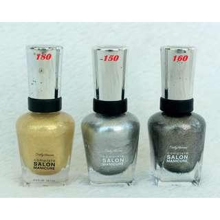 AUTHENTIC  SALLY HANSEN COMPLETE SALON MANICURE 14.7ML (COD IS AVAILABLE)