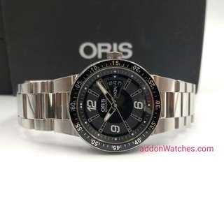 Oris Williams F1 Day Date Automatic Watch