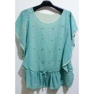 Blouse Tosca batwing