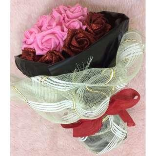 Handmade Rose Bouquet