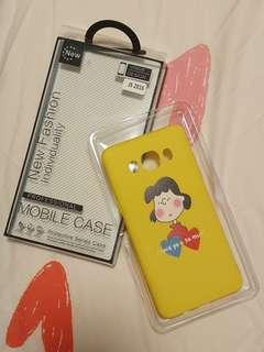 Samsung J7 2016 Lucy rubber case